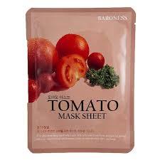 Tomato Mask Sheet [Baroness]