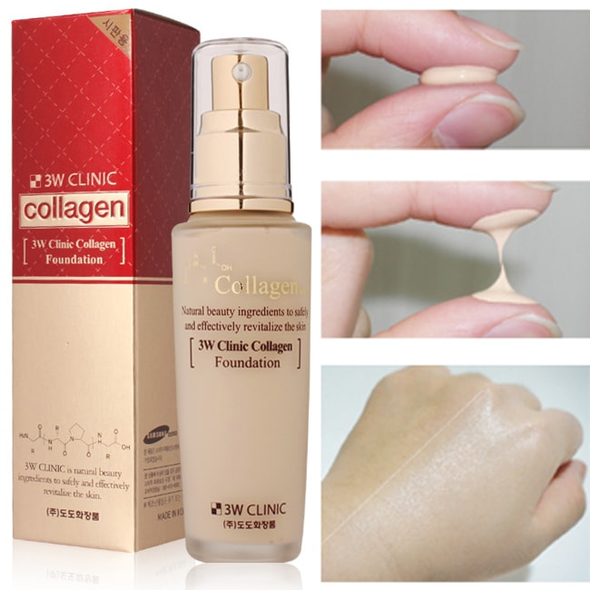 Collagen Foundation [3W CLINIC]