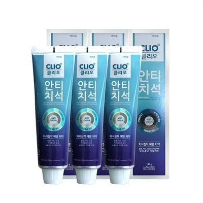 Clio Anti Chisuc Ice Peach Mint Toothpaste