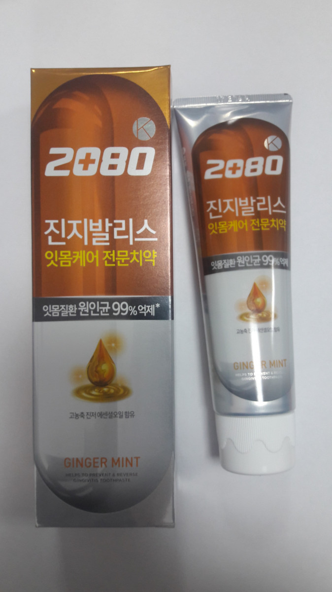 Dental Clinic 2080 Ginger Mint [Aekyung]
