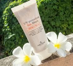 UV Protection Sun Block SPF50+/PA+++ [The Skin House]