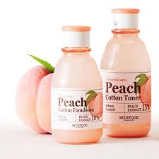 Premium Peach Cotton Emulsion [SkinFood]