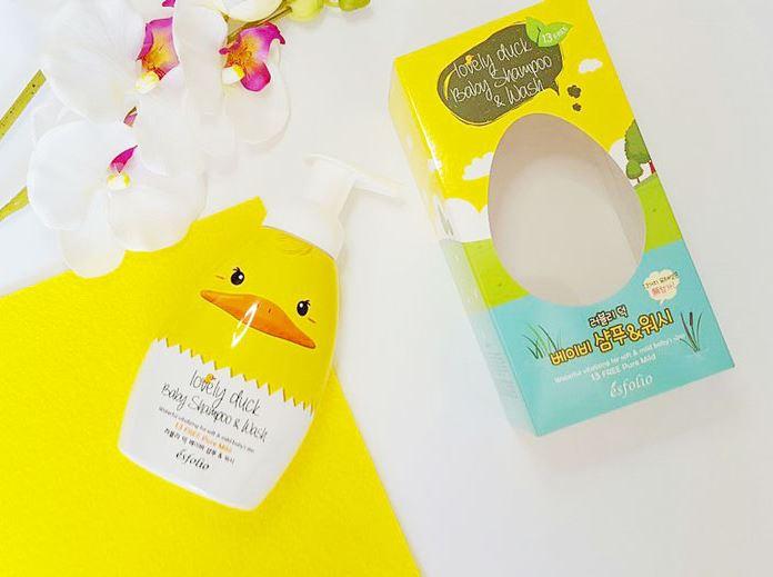Lovely Duck Baby Shampoo & Wash [Esfolio]