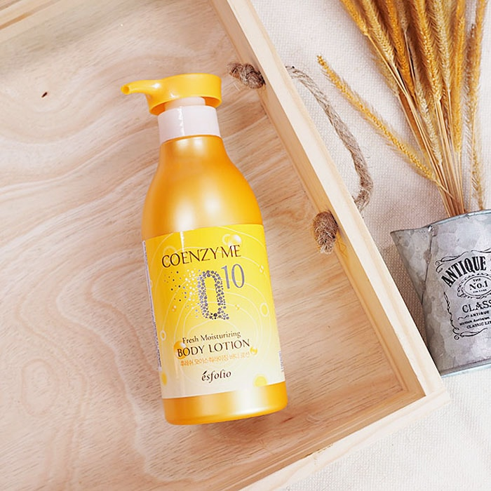 Coenzyme Q10 Fresh Moisturizing Body Lotion [Esfolio]