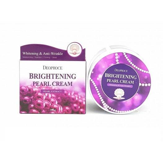 Brightening Pearl Cream [Deoproce]