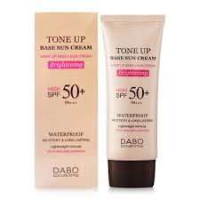 Tone Up Base Sun Cream SPF 50+/PA+++ [Dabo]