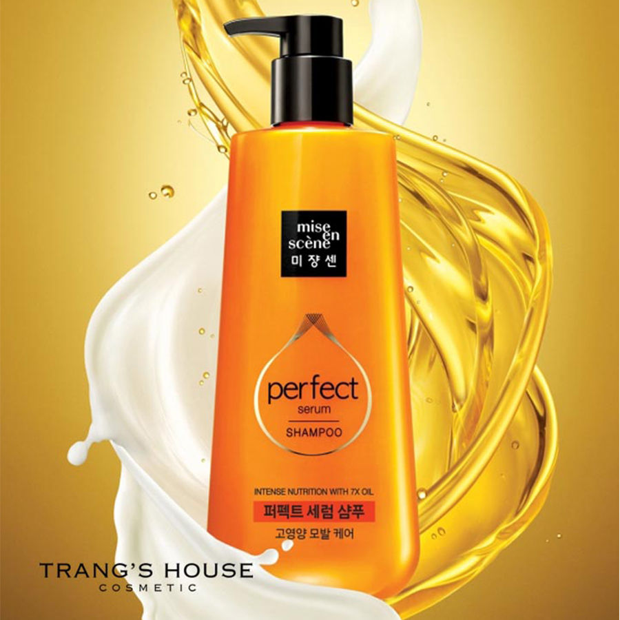 Repair Perfect Shampoo [Mise en Scene]