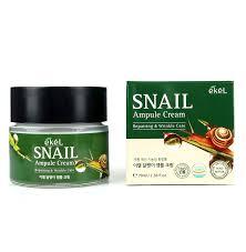 Snail Ampule Cream [Ekel]