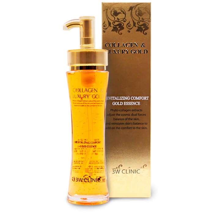 Collagen & Luxury Gold Revitalizing Essence [3W CLINIC]