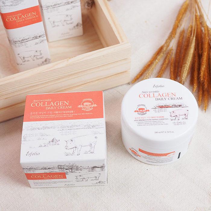 Collagen Daily Cream [Esfolio]