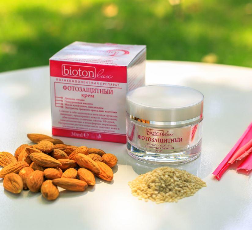 Крем «Фотозащитный» Bioton Lux