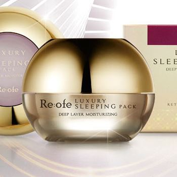 Luxury Sleeping Pack Deep Layer Moisturizing Re:ofe [Esfolio]