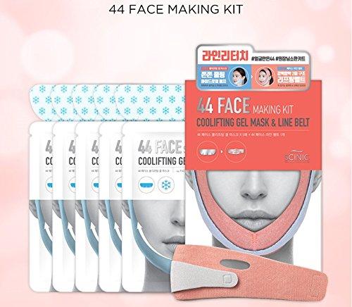 44 Face Making Kit [Scinic]
