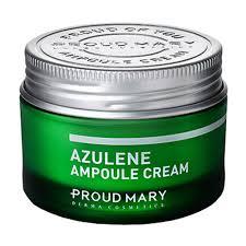 Azulene Ampoule Cream [Proud Mary]