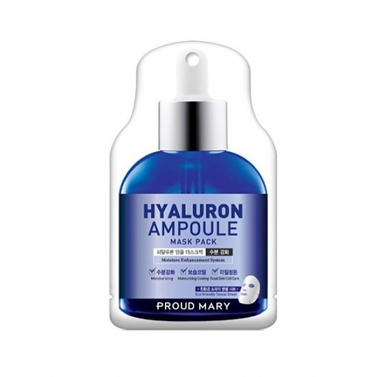 Hyaluron Ampoule Mask Pack [Proud Mary]