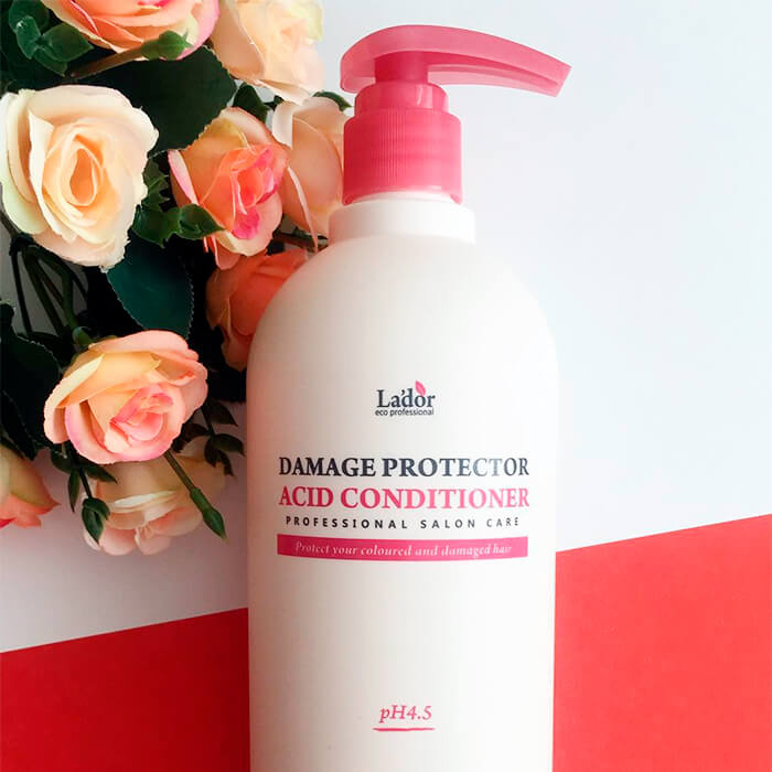 Damaged Protector Acid Conditioner [La'dor]