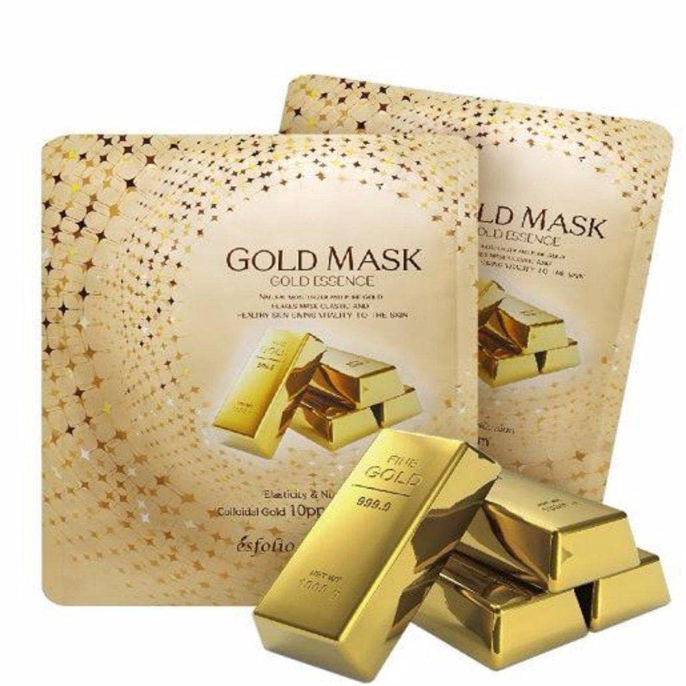Gold  Essence Mask [Esfolio]