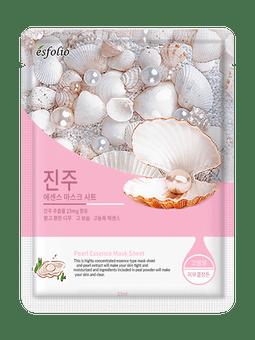 Pearl Essence Mask Sheet [Esfolio]