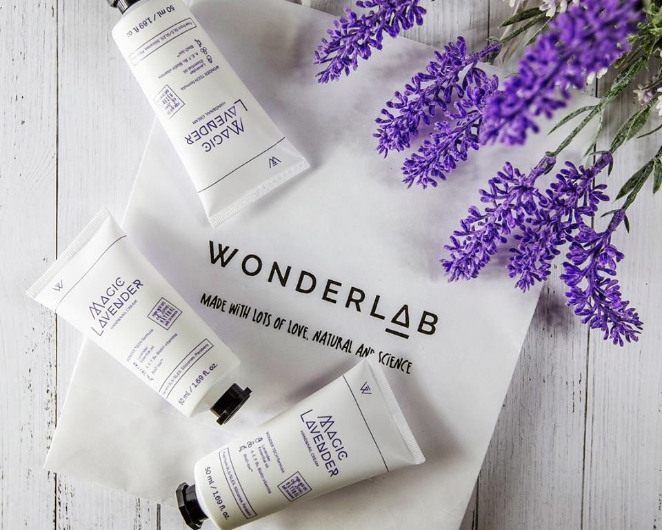 Magic Lavender Hand Cream [WonderLab]