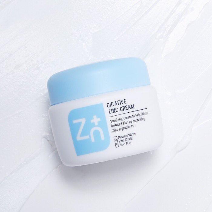 Cicative Zinc Cream [A'pieu]