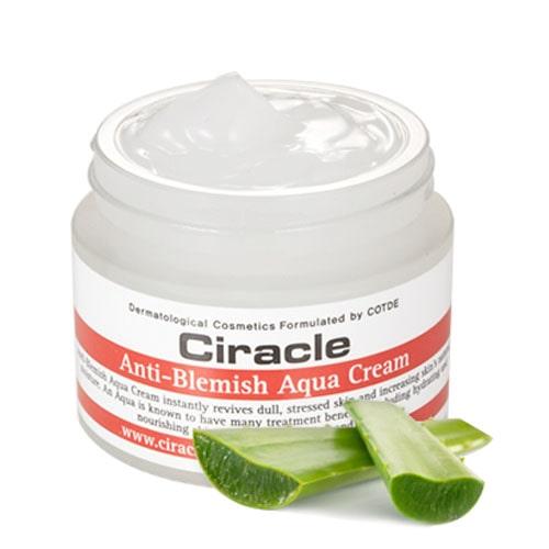 Anti-Blemish Aqua Cream [Ciracle]