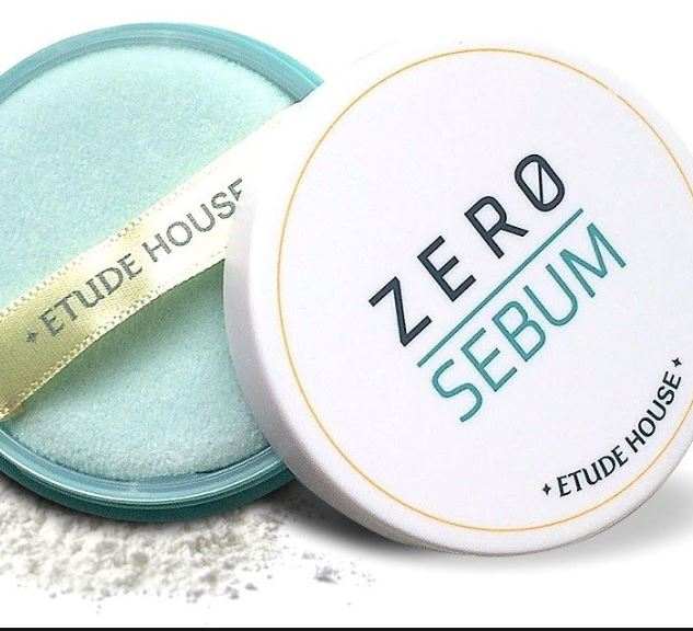 Zero Sebum Drying Powder [Etude House]
