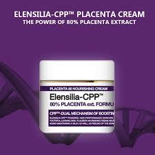 Placenta 80 nourishing Cream [Elensilia-CPP]
