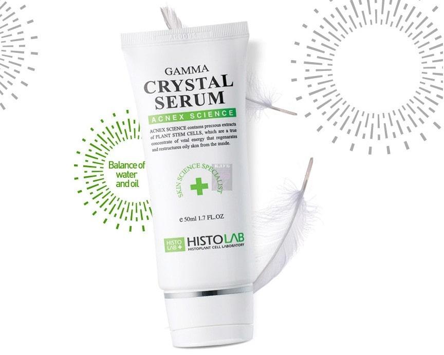 Gamma Crystal Serum Acnex Science [HISTOLAB]