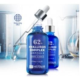 62% Hyaluron Complex Ampoule Derma Science [HISTOLAB]