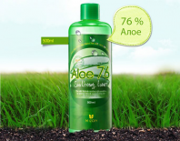 Aloe 76 Soothing Toner [Mizon]