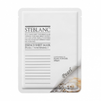 Steblanc Essence Sheet Mask Pearl [Mizon]