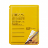 Steblanc Essence Sheet Mask Royal Jelly [Mizon]