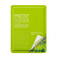 Steblanc Essence Sheet Mask Green Tea [Mizon]