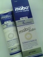 Mabo Whitening Toothpaste  [Hanil Pharmaceutical]