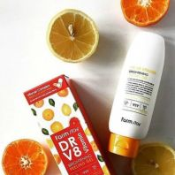 DR-V8 Vitamin Brightening Peeling Gel [FarmStay]