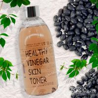 Healthy Vinegar Skin Toner Black Bean [REALSKIN]