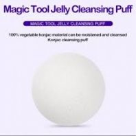 Magic Tool Jelly Cleansing Puff (Gonyak) [Holika Holika]