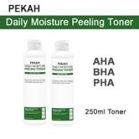 Daily Moisture Peeling Toner [PEKAH]