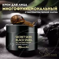 Black Snail All In One Cream [SECRET SKIN]