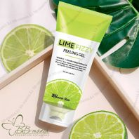 Lime Fizzy Peeling Gel [SECRET SKIN]