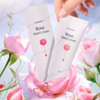 Rose Hand Cream [NANAMUS]
