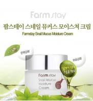 Snail Mucus Moisture Cream [FarmStay]