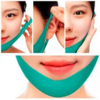 Marine Luminous Pearl Lift-up V Mask [JMsolution]