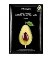 Water Luminous Avocado Oil Ampoule Mask [JMsolution]