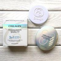 Collagen Whitening Moisture Two Way Cake SPF30 PA+++ [Enough]