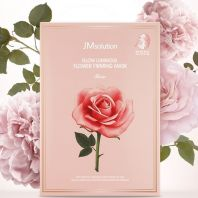 Glow Flower Firming Mask Rose [JMsolution]
