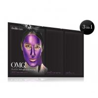 Double Dare OMG! Platinum PURPLE Facial Mask Kit