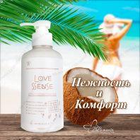Love Sense Delicate Coconut Body Milk [WonderLab]