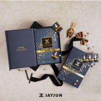 Gold Snow Black Mask [JayJun]