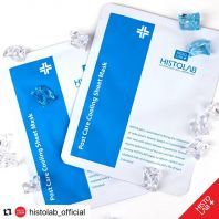 Post Cooling Sheet Mask [HISTOLAB]